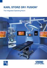 KARL STORZ OR1 FUSION® – The Integrated Operating Room