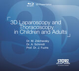3D BluRay 3D Laparoscopy and Thoracoscopy in Children and Adults on