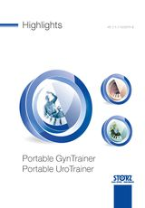 Highlights 2017 Portable GynTrainer - Portable UroTrainer