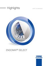 Highlights ENDOMAT® SELECT