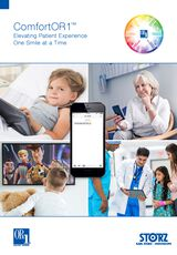 ComfortOR1 Elevating Patient Experience One Smile at a Time