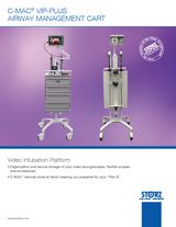 C-MAC® VIP-PLUS Airway Management Cart