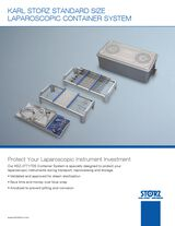 KARL STORZ Standard Size Laparoscopic Container System