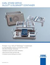KARL STORZ Ortho SilCut® & SilGrasp® Container