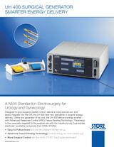 UH 400 Surgical Generator – Smarter Engergy Delivery