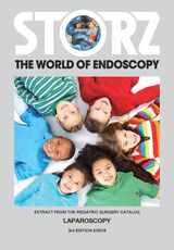 Extract from the Pediatric Surgery Catalog – LAPAROSCOPY