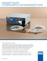 ENDOMAT® SELECT Hysteroscopic Fluid Management Pump