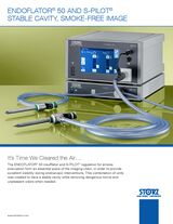 ENDOFLATOR® 50 AND S-PILOT® – Stable Cavity, Smoke-Free Image