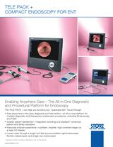 TELE PACK +  –  Compact Endoscopy for ENT