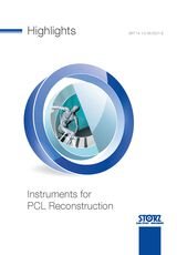 Highlights Instruments for PCL Reconstruction