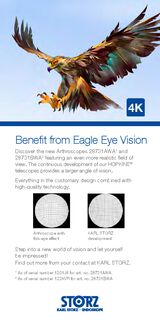 Benefit from Eagle Eye Vision
