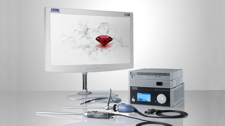 4K, 3D, LED, and NIR/ICG combined in a single technology