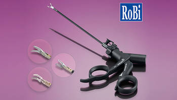 RoBi® – rotating bipolar grasping forceps and scissors for laparoscopic pediatric surgery
