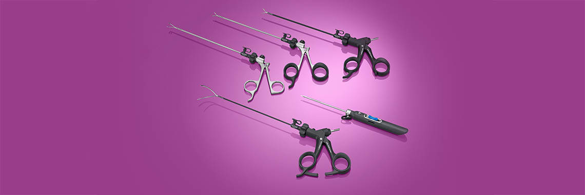 Instrument Set for Pyloromyotomy
