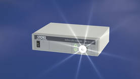 The first KARL STORZ high performance light source with LED technology