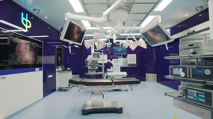 The OR1 NEO® installation at Saint Paul Hospital in Hanoi, Vietnam