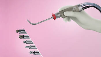 DRILLCUT-X® II-35 – The new handpiece for the UNIDRIVE® S III ENT system