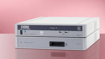 IMAGE1 SPIES(STORZ Professional Image Enhancement System) ビデオプロセッサ