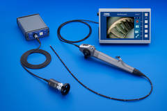 T-SCOPE - The portable videoscope system