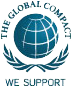 We support - The global compact